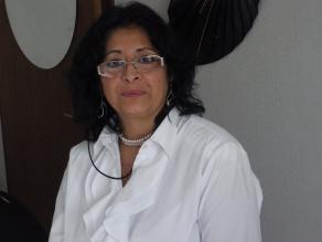 Geschäftsführerin, Gabriela Aguirre, AZTEKOS